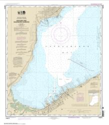 Buy map Ashland and Washburn harbors Nautical Chart (14974) by NOAA from Wisconsin Maps Store