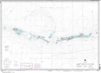 Buy map Aleutian Islands Amukta Island to Attu Island Nautical Chart (16012) by NOAA from Alaska Maps Store
