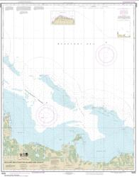 Buy map McClure and Stockton Islands and vicinity Nautical Chart (16046) by NOAA from Alaska Maps Store