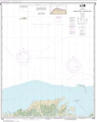 Buy map Harrison Bay-eastern part Nautical Chart (16063) by NOAA from Alaska Maps Store