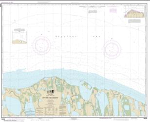 Buy map Pitt Pt. and vicinity Nautical Chart (16066) by NOAA from Alaska Maps Store