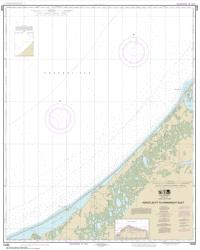 Buy map Nakotlek Pt. to Wainwright Nautical Chart (16086) by NOAA from Alaska Maps Store