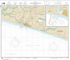 Buy map Nome Hbr. and approaches, Norton Sound; Nome Harbor Nautical Chart (16206) by NOAA from Alaska Maps Store