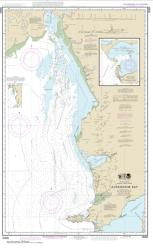 Buy map Kuskokwim Bay; Goodnews Bay Nautical Chart (16300) by NOAA from Alaska Maps Store