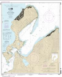 Buy map Dutch Harbor Nautical Chart (16529) by NOAA from Alaska Maps Store