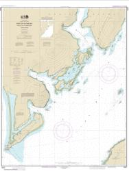 Buy map Alitak Bay-Cape Alitak to Moser Bay Nautical Chart (16591) by NOAA from Alaska Maps Store