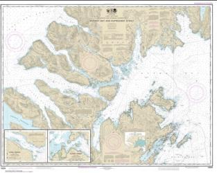 Buy map Marmot Bay and Kupreanof Strait; Whale Passage; Ouzinkie Harbor Nautical Chart (16594) by NOAA from Alaska Maps Store