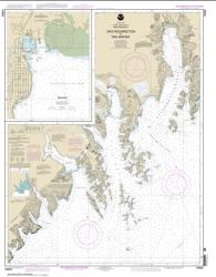 Buy map Cape Resurrection to Two Arm Bay; Seward Nautical Chart (16682) by NOAA from Alaska Maps Store