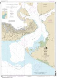 Buy map Icy Bay Nautical Chart (16741) by NOAA from Alaska Maps Store