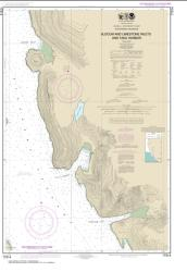 Buy map Slocum and Limestone Inlets and Taku Harbor Nautical Chart (17314) by NOAA from Alaska Maps Store