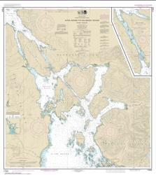 Buy map Sitka Sound to Salisbury Sound, Inside Passage; Neva Str.-Neva Pt. to Zeal Pt. Nautical Chart (17324) by NOAA from Alaska Maps Store