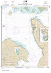 Buy map Wrangell Harbor and approaches; Wrangell Harbor Nautical Chart (17384) by NOAA from Alaska Maps Store