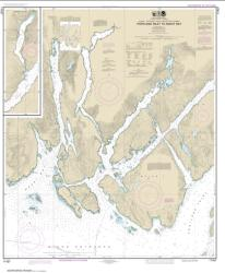 Buy map Portland Inlet to Nakat Bay Nautical Chart (17437) by NOAA from British Columbia Maps Store
