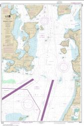 Buy map Rosario Strait-southern part Nautical Chart (18429) by NOAA from Washington Maps Store