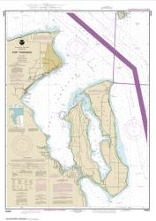 Buy map Port Townsend Nautical Chart (18464) by NOAA from Washington Maps Store