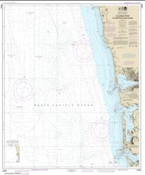 Buy map Columbia River to Destruction Island Nautical Chart (18500) by NOAA from Washington Maps Store