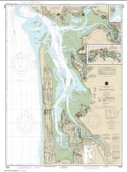 Buy map Willapa Bay; Toke Pt. Nautical Chart (18504) by NOAA from Washington Maps Store