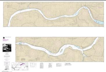 Buy map Snake River-Lake Bryon Nautical Chart (18547) by NOAA from Washington Maps Store