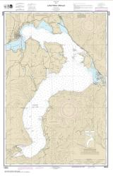 Buy map Lake Pend Oreille Nautical Chart (18554) by NOAA from Idaho Maps Store