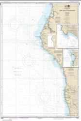 Buy map Point Arena to Trinidad Head; Rockport Landing; Shelter Cove Nautical Chart (18620) by NOAA from United States Maps Store