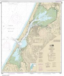 Buy map Humboldt Bay Nautical Chart (18622) by NOAA from United States Maps Store