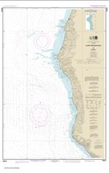 Buy map Cape Mendocino and vicinity Nautical Chart (18623) by NOAA from United States Maps Store