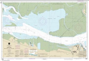 Buy map Suisun Bay Middle Ground to New York Slough Nautical Chart (18666) by NOAA from United States Maps Store
