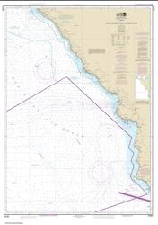 Buy map Point Conception to Point Sur Nautical Chart (18700) by NOAA from United States Maps Store