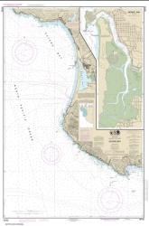 Buy map Estero Bay; Morro Bay Nautical Chart (18703) by NOAA from United States Maps Store