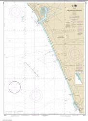 Buy map El Segundo and Approaches Nautical Chart (18748) by NOAA from United States Maps Store