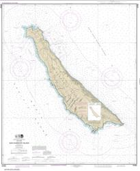 Buy map San Clemente Island Nautical Chart (18762) by NOAA from United States Maps Store