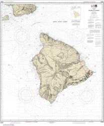 Buy map Island Of Hawai���i Nautical Chart (19320) by NOAA from United States Maps Store