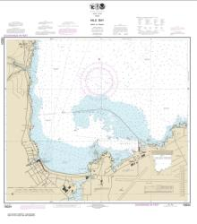 Buy map Island Of Hawai���i Hilo Bay Nautical Chart (19324) by NOAA from United States Maps Store