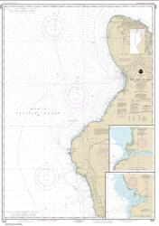 Buy map West Coast of Hawai���i Cook Point to Upolu Point; Keauhou Bay; Honokohau Harbor Nautical Chart (19327) by NOAA from United States Maps Store