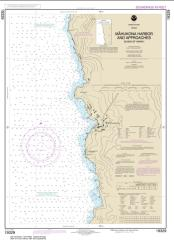 Buy map Mahukona Harbor and approaches Island Of Hawai���i Nautical Chart (19329) by NOAA from United States Maps Store