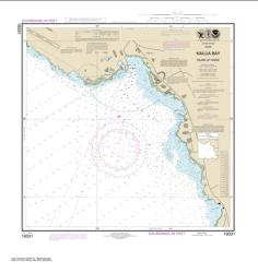 Buy map Kailua Bay Island Of Hawai���i Nautical Chart (19331) by NOAA from United States Maps Store