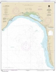 Buy map Island of Maui Ma���alaea Bay Nautical Chart (19350) by NOAA from United States Maps Store