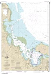 Buy map O���ahu East Coast Kane���ohe Bay Nautical Chart (19359) by NOAA from United States Maps Store