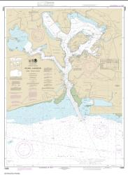Buy map Pearl Harbor O���ahu South Coast Nautical Chart (19366) by NOAA from United States Maps Store