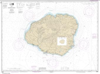 Buy map Island of Kaua���i Nautical Chart (19381) by NOAA from United States Maps Store