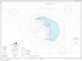 Buy map French Frigate Shoals Nautical Chart (19401) by NOAA from Hawaii Maps Store
