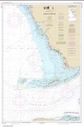 Buy map Havana to Tampa Bay Nautical Chart (4148) by NOAA from Florida Maps Store