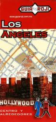 Buy map Los Angeles, California by Guia Roji from California Maps Store