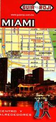 Buy map Miami, Florida by Guia Roji from Florida Maps Store