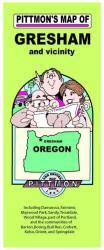 Buy map Gresham, Oregon by Pittmon Map Company from Oregon Maps Store