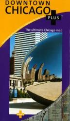 Buy map Chicago, Downtown, Illinois by Great Pacific Recreation & Travel Maps from Illinois Maps Store