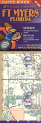 Buy map Fort Myers, Florida Laminated Tuffy Map by Tuffy Maps