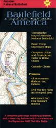 Buy map Antietam National Battlefield by Trailhead Graphics, Inc. from Maryland Maps Store
