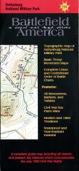 Buy map Gettysburg National Military Park by Trailhead Graphics, Inc.
