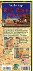 Buy map Frankos Map of Red Rock Canyon by Frankos Maps Ltd. from Nevada Maps Store
